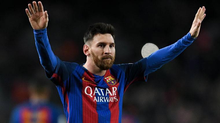 La generosidad de Messi que hace más grande al Barça