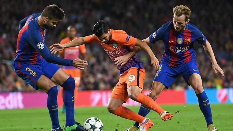 El reflejo de Ivan Rakitic en el Barça debe ser Gerard Piqué