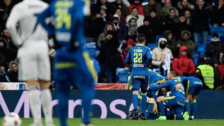 Ridículo total del Madrid ante el Celta para complicarse la Copa