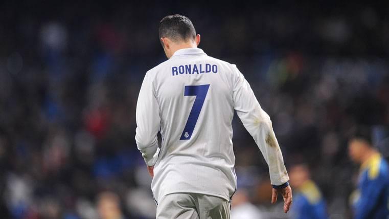 El declive de Cristiano genera dudas en el Real Madrid