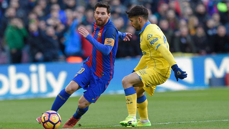 Primera fecha para la renovación de Messi con el Barça