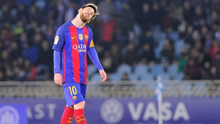 Puyol desvela cuál fue el día que vio a Messi más triste