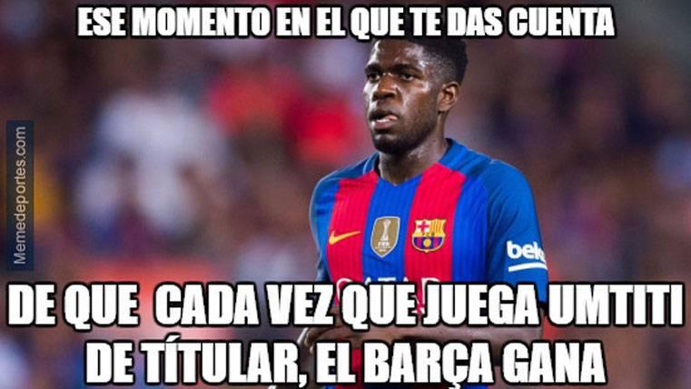 """Estos son los mejores """"memes"""" del Real Sociedad-Barça"""