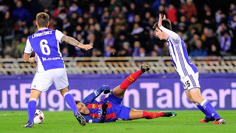 La estadística de Neymar que es clave para el Barça
