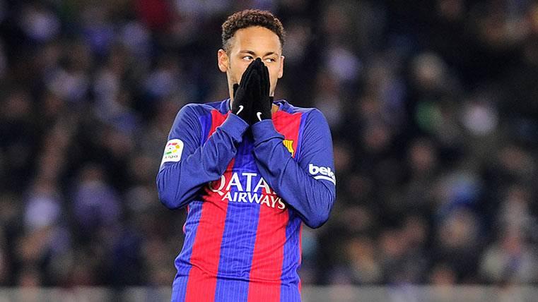 Deniegan el recurso del Barça por la amarilla a Neymar Júnior
