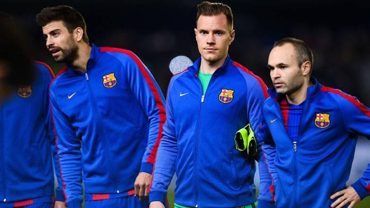 Iniesta se perderá los tres próximos partidos con el Barça
