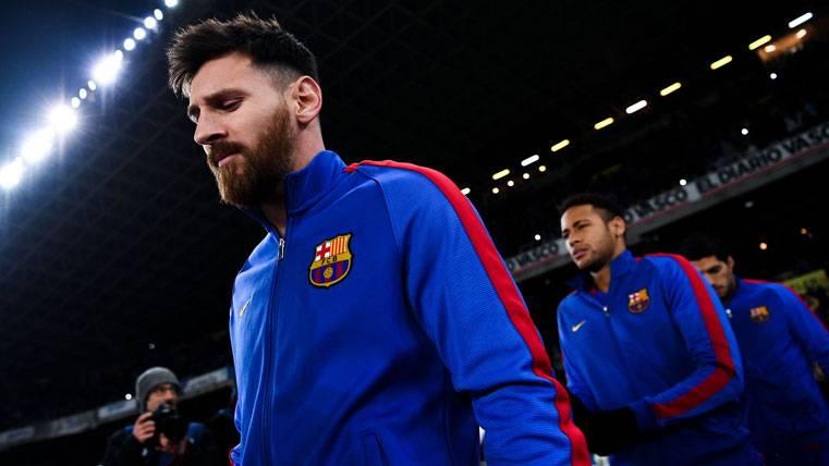 Así pueden llegar los próximos Balones de Oro de Messi