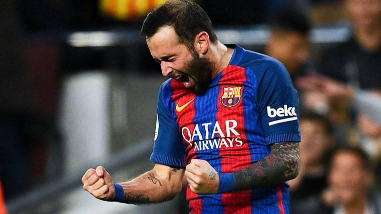 Aconsejan a Aleix Vidal que no haga las maletas del Barça