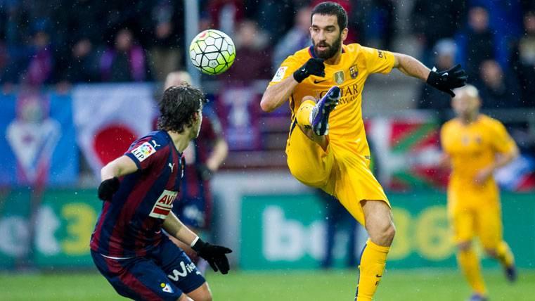 El Barcelona, con buenos precedentes para asaltar Ipurúa