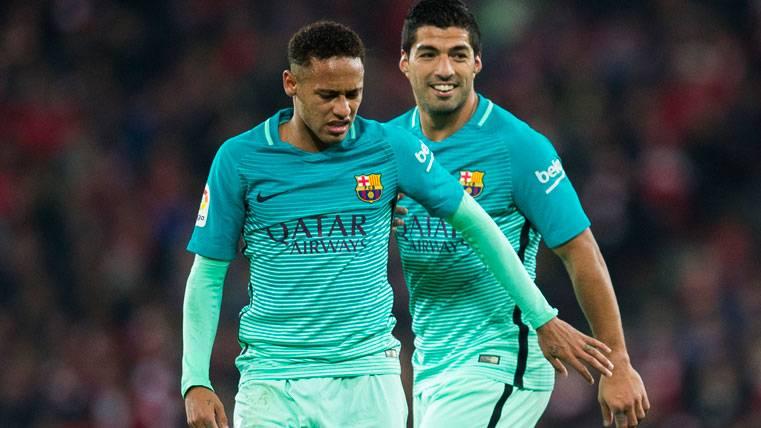 """Así ha sido la """"suerte"""" del Barça con la equipación verde"""