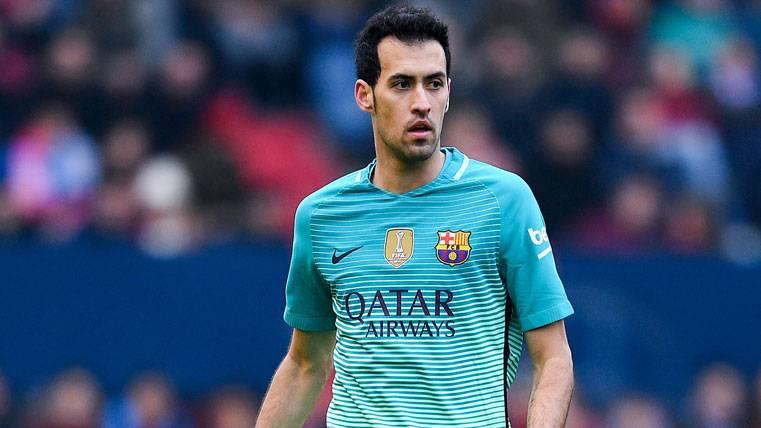 ALARMA: ¡Peligrosa lesión de Busquets en el Eibar-Barça!
