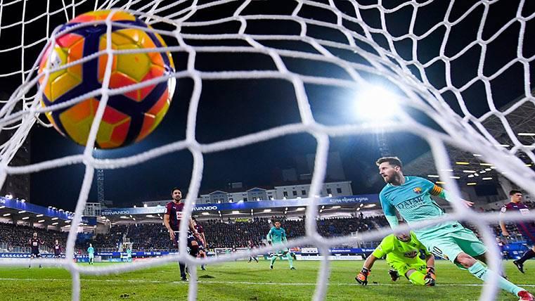 Luis Enrique supera su vuelta más goleadora con el Barça