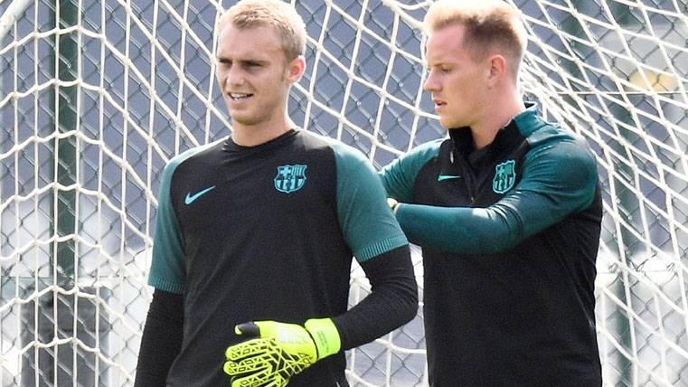 El Barça pone el candado a la portería de Cillessen y Ter Stegen