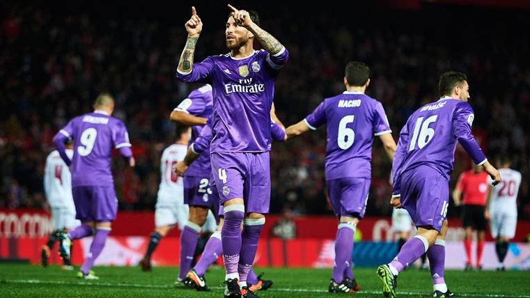 TENSIÓN: Continúa la polémica entre Ramos y el Sevilla