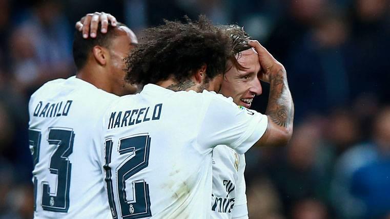 El Real Madrid pierde a dos estrellas en el peor momento