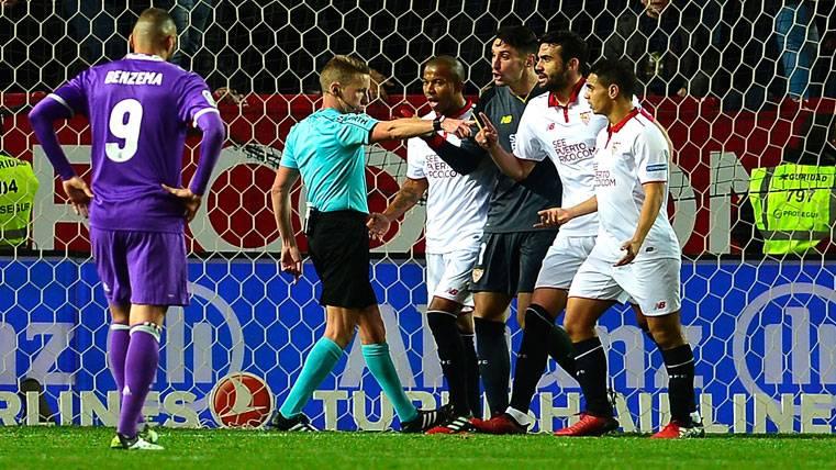 Todas las ayudas de los árbitros al Real Madrid esta temporada