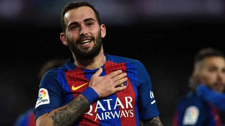 """Robert cierra el caso: """"Aleix Vidal se queda en el Barça"""""""