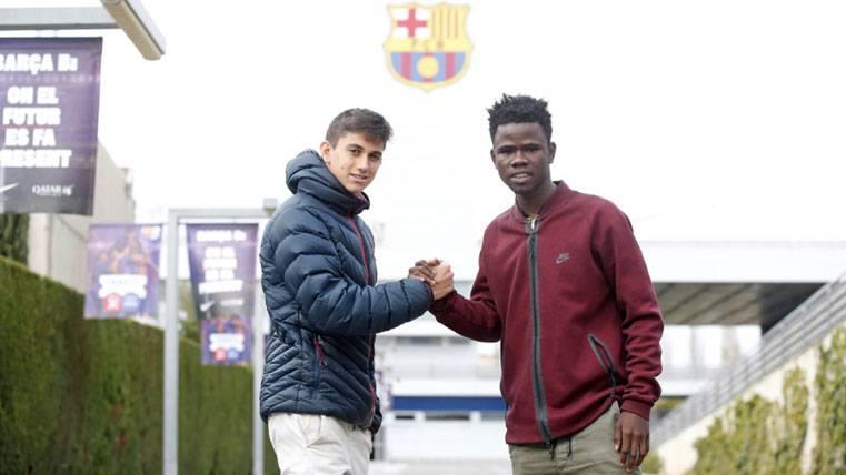OFICIAL: El FC Barcelona repesca a dos talentosas promesas
