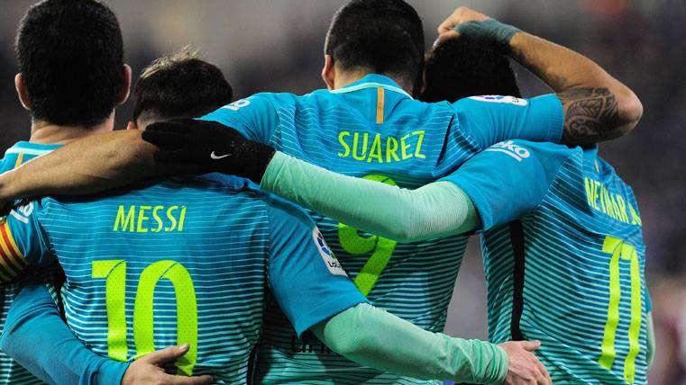 El Barça, a por una segunda vuelta perfecta en Liga 2016-17