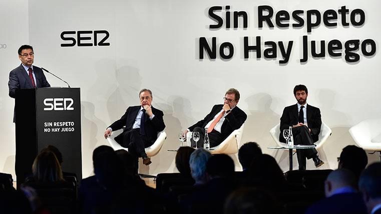 El Barça explica su plan contra el racismo en Madrid