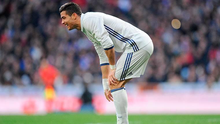 """Zidane: """"No sé si es justo ni injusto pitar a Cristiano Ronaldo"""""""