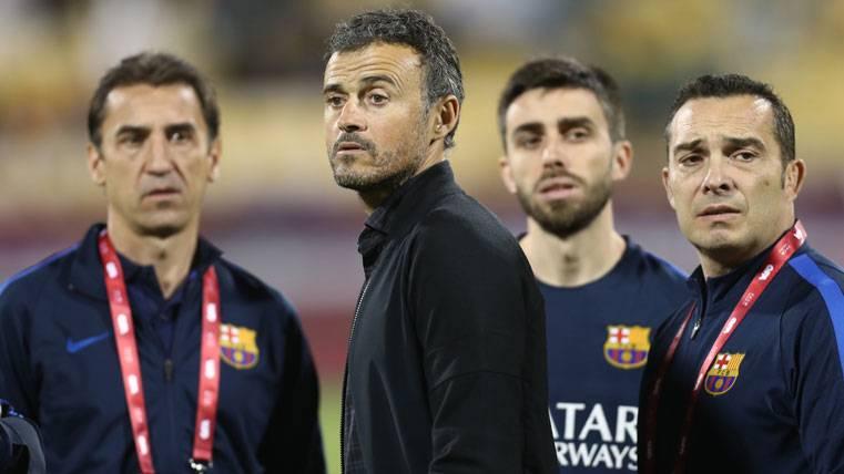 La decisión de Luis Enrique para la portería del Barça