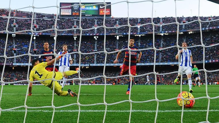 De la maldición de Anoeta, a la del Camp Nou y la Real Sociedad
