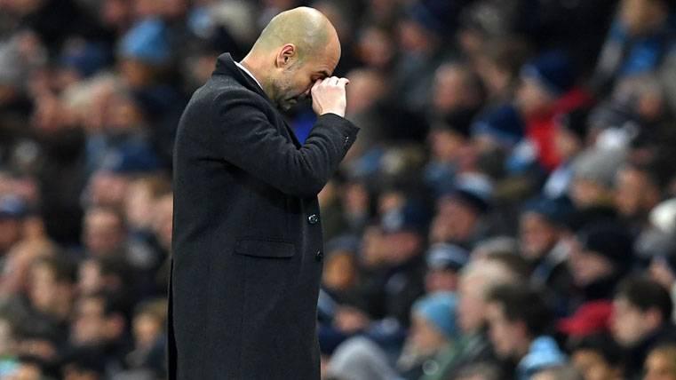 Vuelco a la situación de Guardiola en el Manchester City
