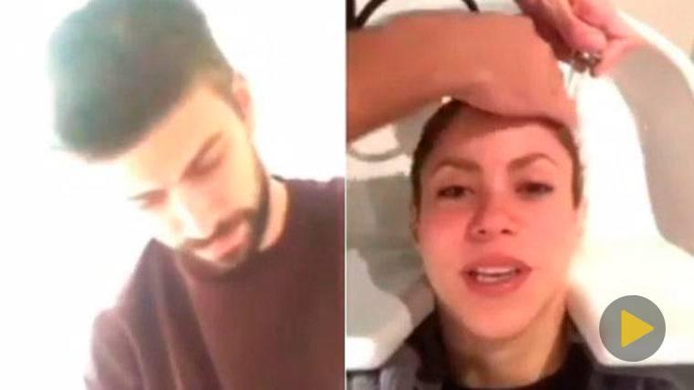 Gerard Piqué se cambia de profesión... Y Shakira lo aprueba