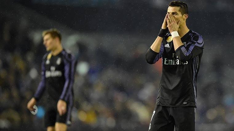 Balaídos fue la tumba del Real Madrid en esta Copa del Rey