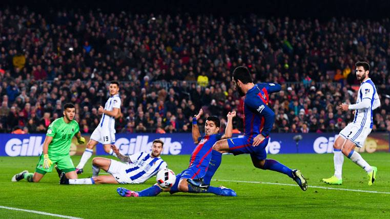 Arda Turan ya bate récords goleadores con el Barça