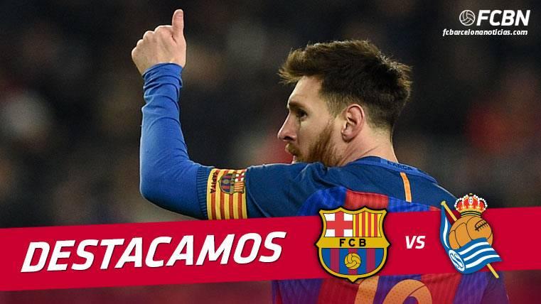 GENIO: Leo Messi volvió a llenar de magia el Camp Nou