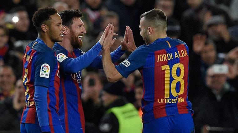Neymar, Alba y Umtiti podrían perderse vuelta o final de Copa