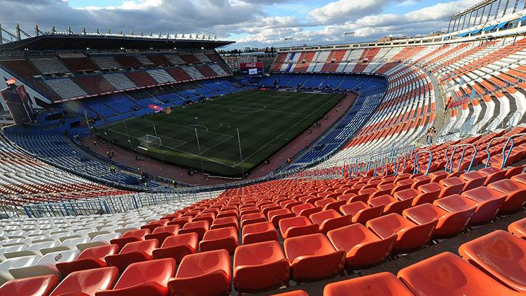 El Vicente Calderón podría ser la sede de la final de la Copa del Rey 2016-2017