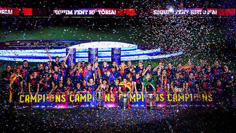 """Los últimos Atleti-Barça de Copa acabaron con dos """"tripletes"""""""