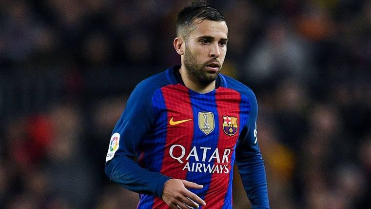 Jordi Alba contesta a las críticas de un jugador de la Real