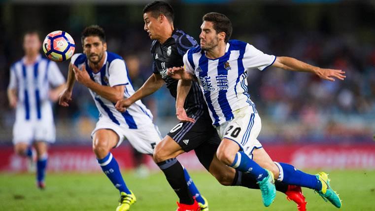 La Real Sociedad puede agravar aún más la crisis del Madrid