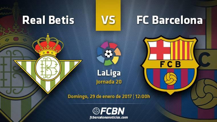 Betis-Barça: Tres puntos que pueden ser claves en Liga