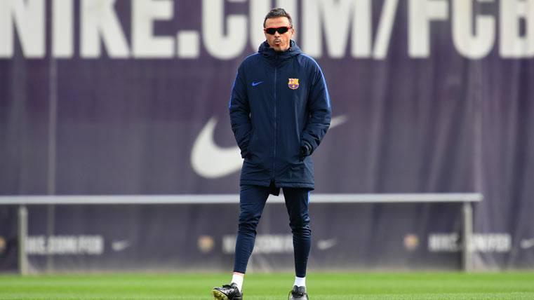 Las opciones del Barça en defensa sin Mascherano y Piqué