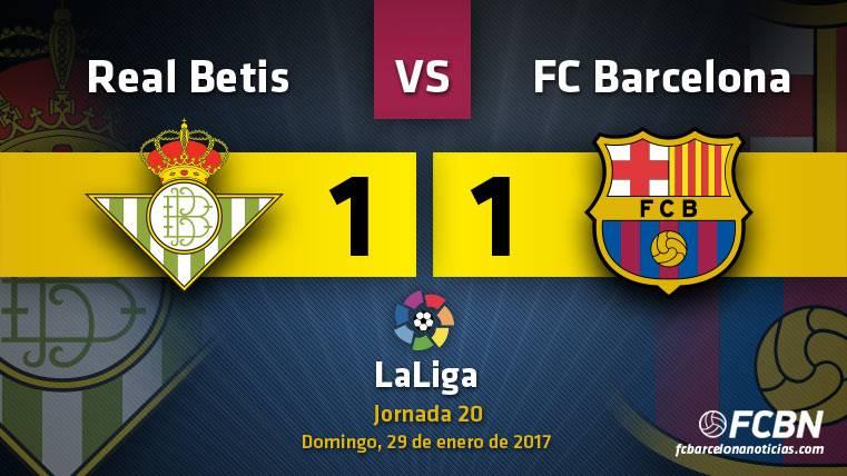 ESCÁNDALO: Atraco a mano armada al Barça contra el Betis