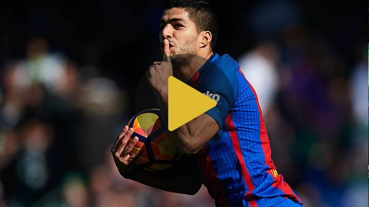Vídeo resumen: Real Betis 1 FC Barcelona 1 (Liga J20)