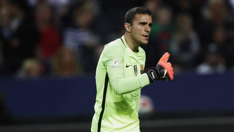 Todo a punto para la renovación de Masip con el Barça