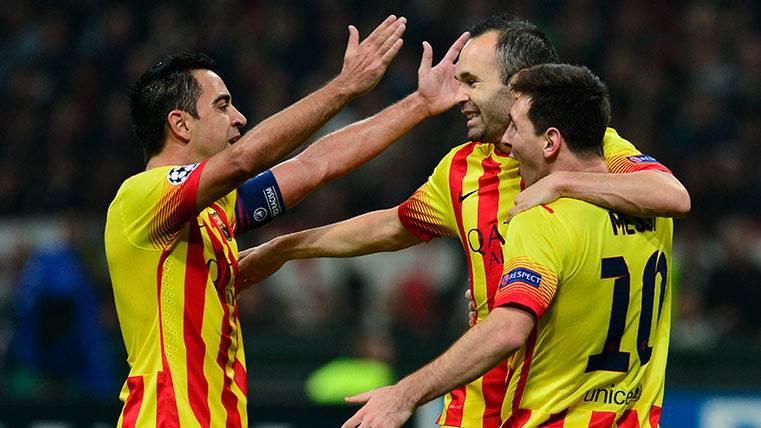 """""""Messi, Iniesta y Xavi no habrían sido aceptados en Francia"""""""