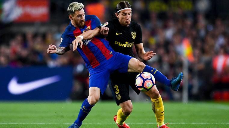 """""""Admiro a Messi, jamás me reprochó nada"""""""