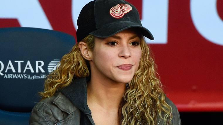 El sorteo de Shakira que tiene que ver con el Barça