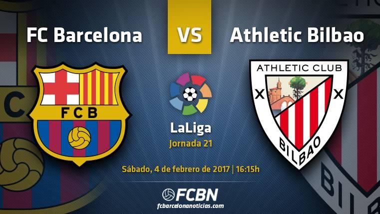 Barça-Athletic Club: Con la rabia de la MSN a flor de piel