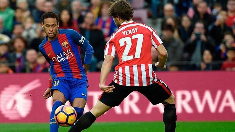 MALAS NOTICIAS: El Athletic comunica que Yeray Álvarez ha recaído