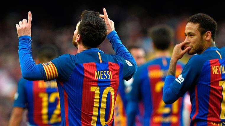 """""""Messi se quiere quedar toda la vida en el FC Barcelona"""""""