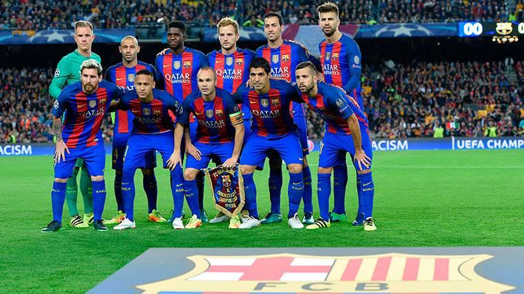 Los 3 jugadores del Barça que se perderían la final por tarjeta