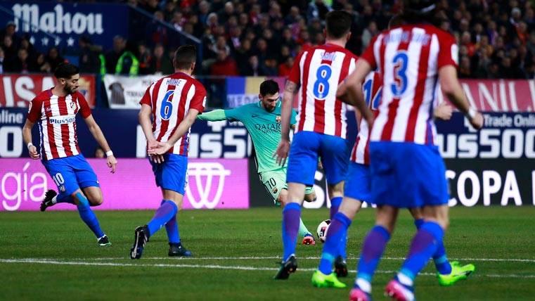 Sorpresas en la convocatoria del Atlético frente al Barça